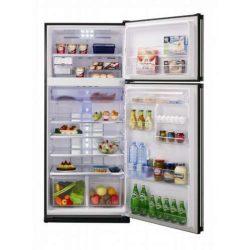 Sharp SJSC700VBE Felülfagyasztós hűtőszekrény