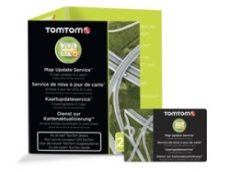 TOMTOM LIFE-TIME kártya 9SDA.001.04