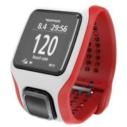 TomTom 1RA0.001.01 Runner Cardio (fehér/piros)