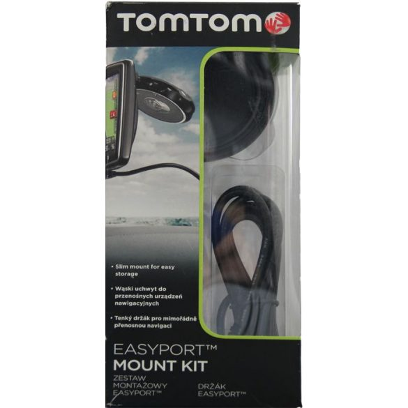 TomTom XL/ONE autós tartó 9UUB.001.00