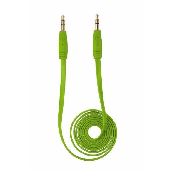 Trust 20178 Flat összekötő kábel 1m lime