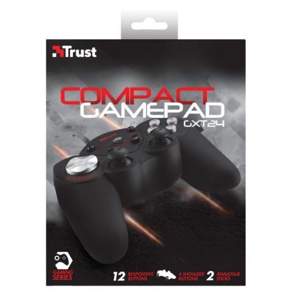 Trust GXT 24 Kompakt játékvezérlő 17416