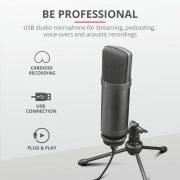 Trust GXT 252+ Emita Plusz Streaming Mikrofon (22400)