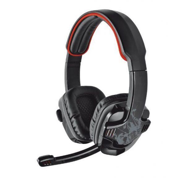 Trust GXT 340 7.1 Surround mikrofonos fejhallgató