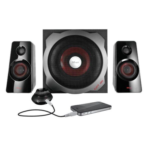 Trust GXT 38 2.1 Subwoofer vezetékes hangfal set
