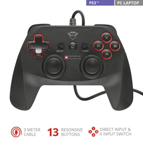 Trust GXT 540 Yula PC Gamepad (20712)