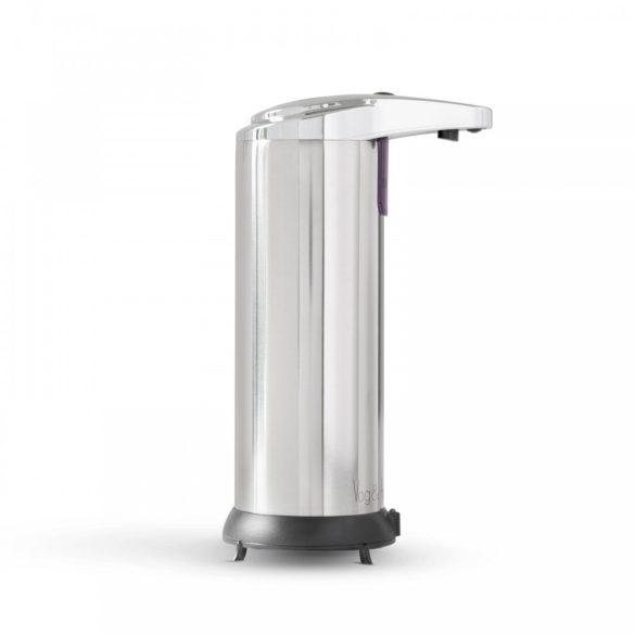 Vog&Arths álló, elemes, automata szappanadagoló 220ml - króm (51122A)