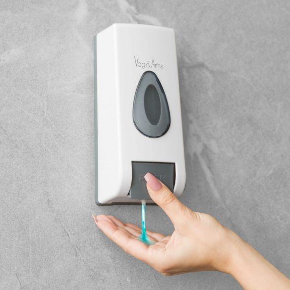 Vog&Arths manuális fali szappanadagoló 350 ml - fehér (51119A)