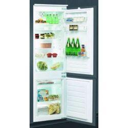 Whirlpool ART 6610/A++ Beépíthető kombi hűtőszekrény