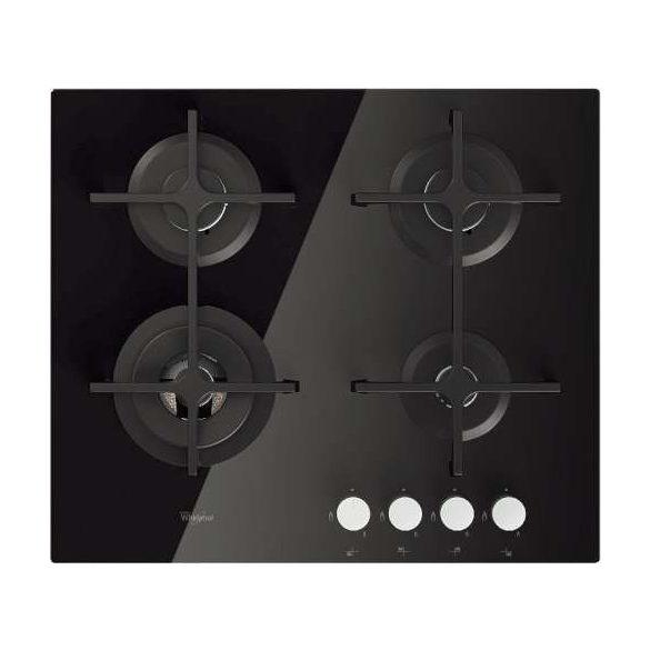 Whirlpool GOA 6423/NB Beépíthető gázfőzőlap üveglapon