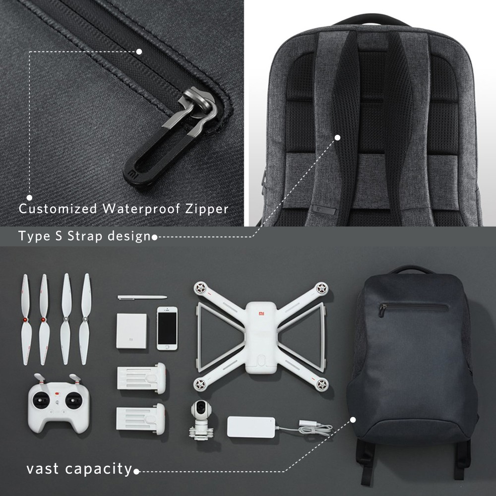 ff871bd818ac Xiaomi 26l Mi Travel Business Backpack | Building Materials Bargain ...