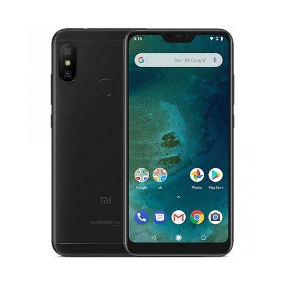 Xiaomi Mi A2 Lite 4/64 okostelefon - fekete