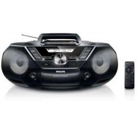 Asztali / Hordozható / MP3-, CD-, DVD lejátszóval