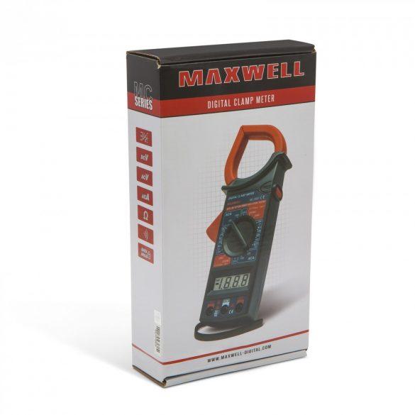 Maxwell digitális lakatfogó (25601)