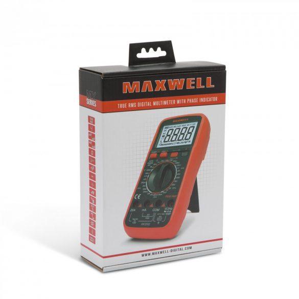 Maxwell digitális multiméter (25302)