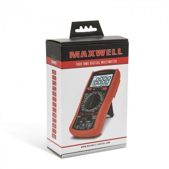 Maxwell MX-25 201 Digitális multiméter (25201)