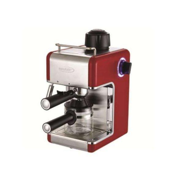 Hauser CE-929 Eszpresszó kávéfőző (bordó)
