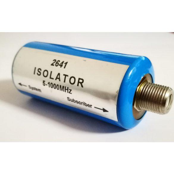 Isolator (földhurok leválasztó)
