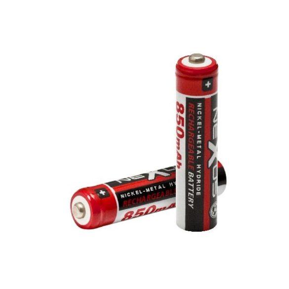 Mikro ceruza akkumulátor AAA 850 mAh(18508)
