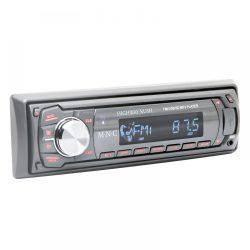 MNC Highway Rush MP3-as autórádió USB/SD/MMC kártyaolvasóval (szürke) (39711GY)