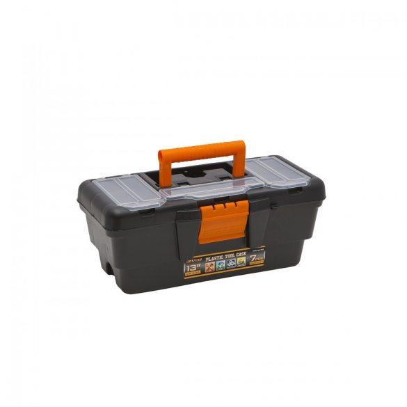 Handy műanyag szerszámtartó láda (10910)