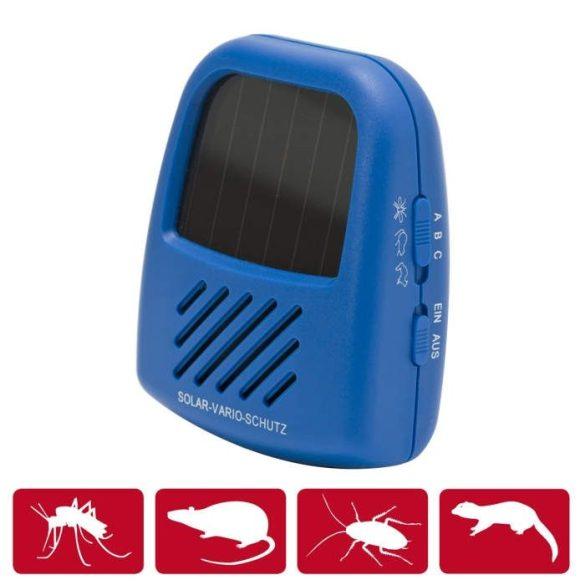 Napelemes kártevő és rovar riasztó variálható frekvenciával (55647)