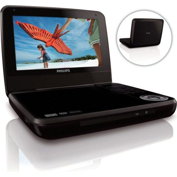 Philips PD7001B/12 Hordozható DVD-lejátszó