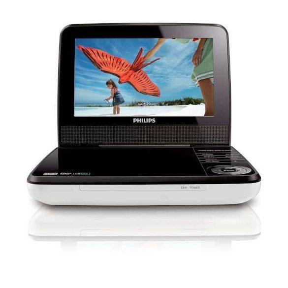 Philips PD7030/12 Hordozható DVD-lejátszó