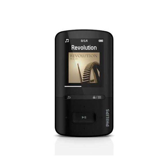 Philips SA4VBE04KF/12 MP4 lejátszó