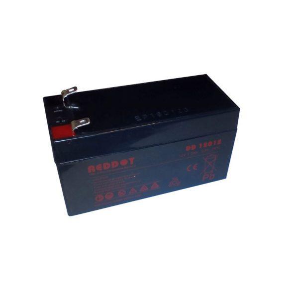 RedDot DD12012 12V 1.2Ah zselés akkumulátor