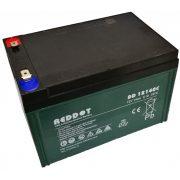 RedDot DD12140C 12V 14Ah zselés, ciklikus akkumulátor