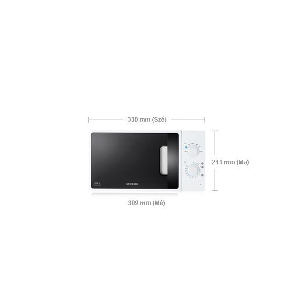 Samsung ME71A/XEO mikrohullámú sütő