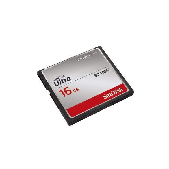 SanDisk Ultra CompactFlash 16Gb (123861) SDCFHS-016G-G46