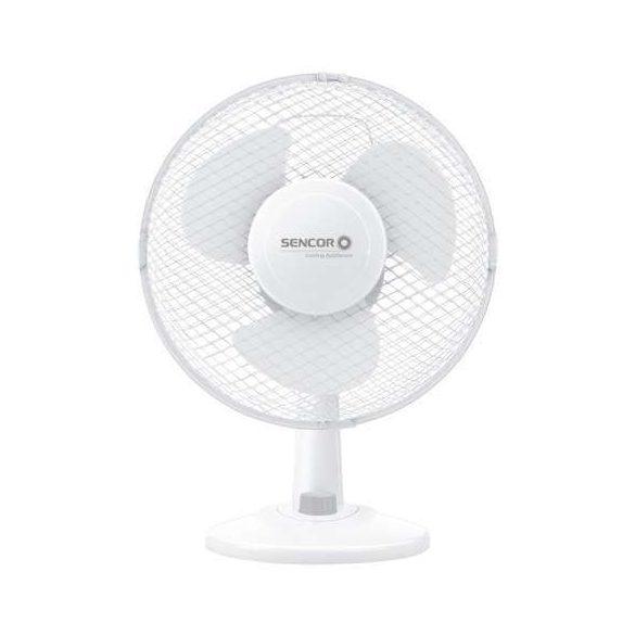 Sencor SFE 2320WH Asztali ventilátor