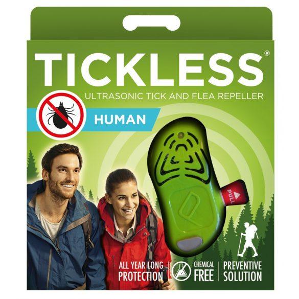 TickLess Adult kullancs elleni ultrahangos készülék - zöld
