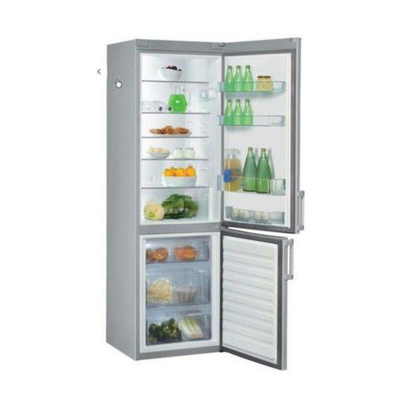 Whirlpool WBE37142 TS alulfagyasztós hűtőszekrény