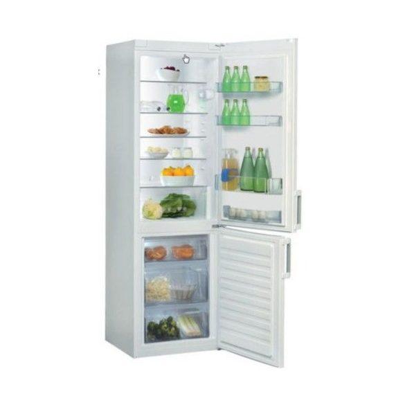 Whirlpool WBE37142 W alulfagyasztós hűtőszekrény