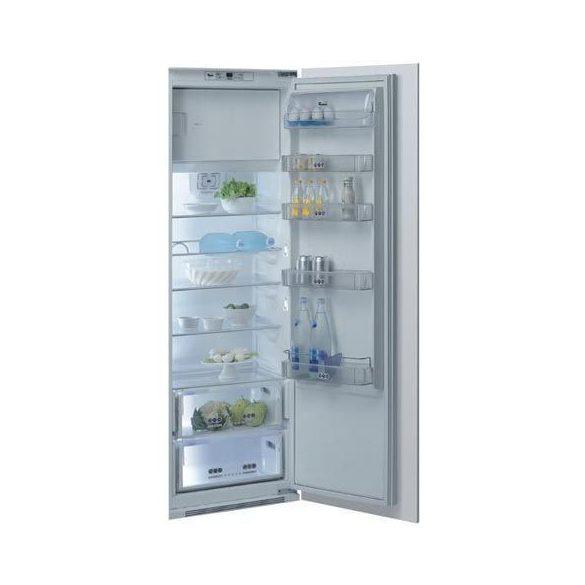 Whirlpool ARZ 011/A+/7 beépíthető egyajtós hűtőszekrény fagyasztórekesszel