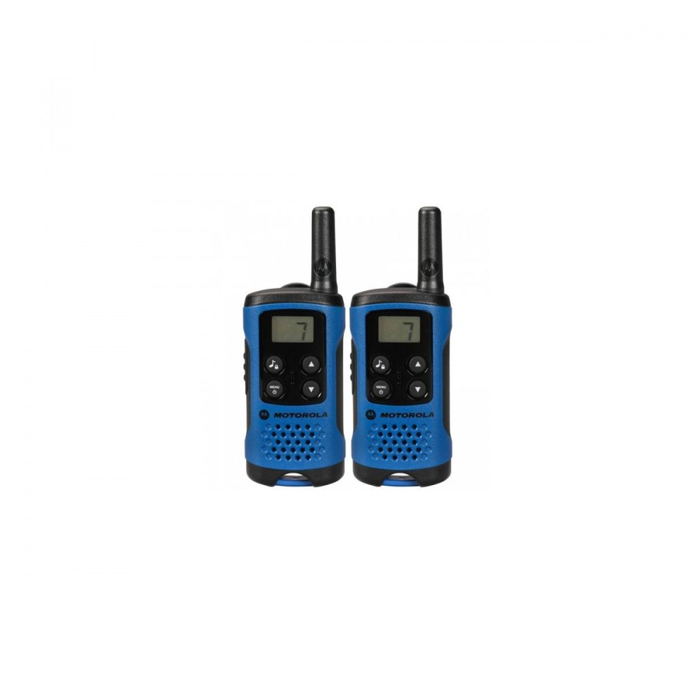 Motorola TLKR T41 walkie talkie - kék