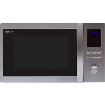 Sharp R922STWE Mikrohullámú sütő + grill
